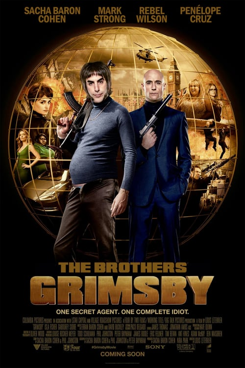 Grimsby - Movie Poster
