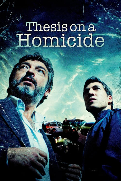 Thesis on a Homicide - Movie Poster