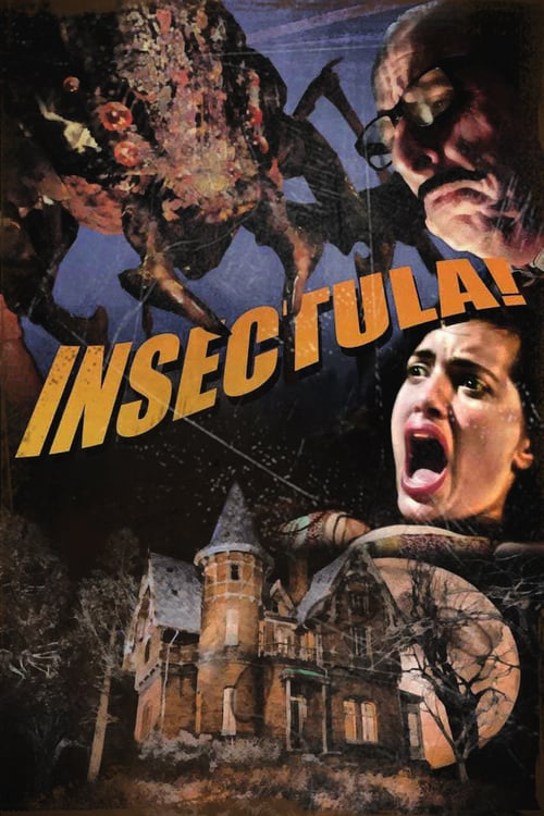 Insectula - Movie Poster