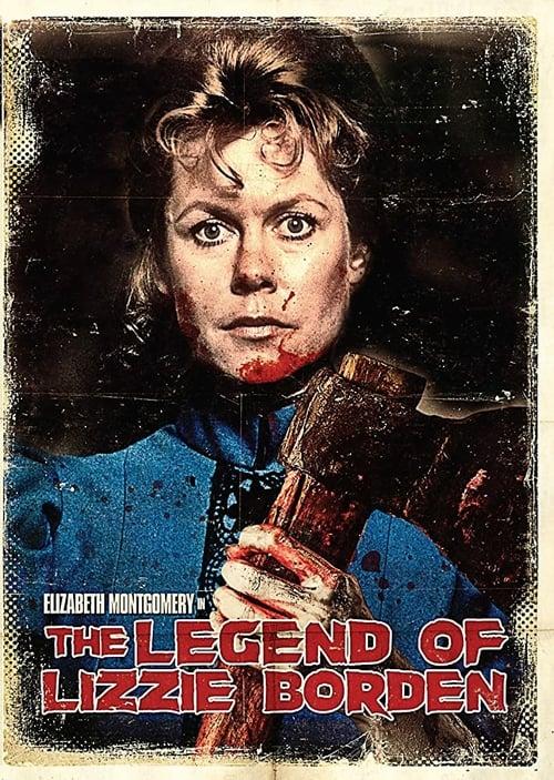 The Legend of Lizzie Borden - Movie Poster