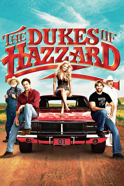The Dukes of Hazzard - Movie Poster