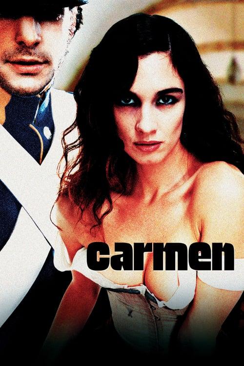 Carmen - Movie Poster