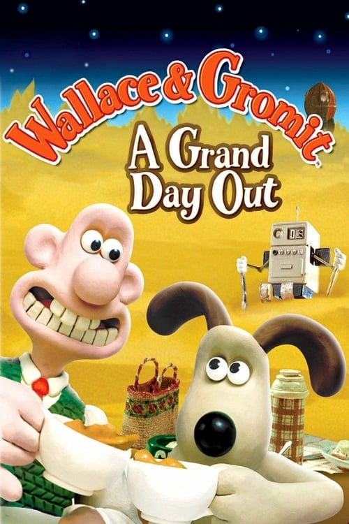 A Grand Day Out - Movie Poster