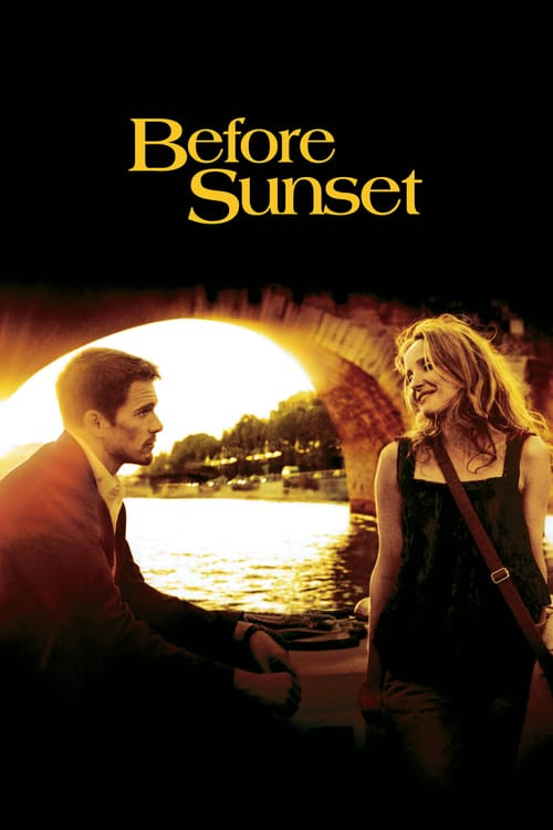 Before Sunset - Movie Poster