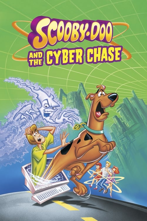 Scooby-Doo! and the Cyber Chase - Movie Poster