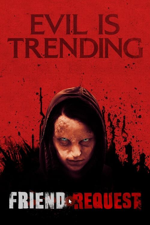 Friend Request - Movie Poster