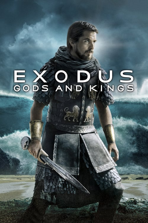 Exodus: Gods and Kings - Movie Poster