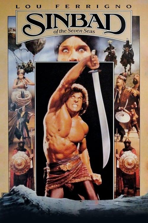 Sinbad of the Seven Seas - Movie Poster