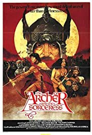 The Archer: Fugitive from the Empire - Movie Poster