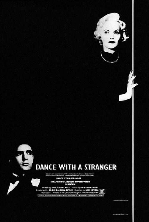 Dance with a Stranger - Movie Poster
