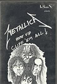 Metallica: Cliff 'Em All - Movie Poster