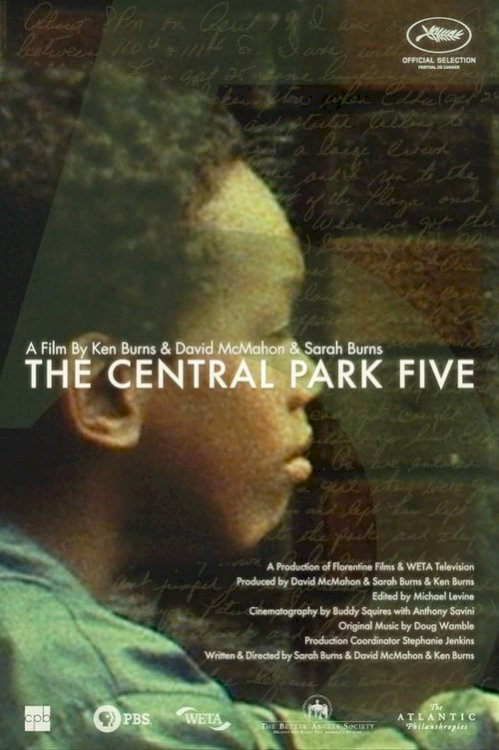 The Central Park Five - Movie Poster