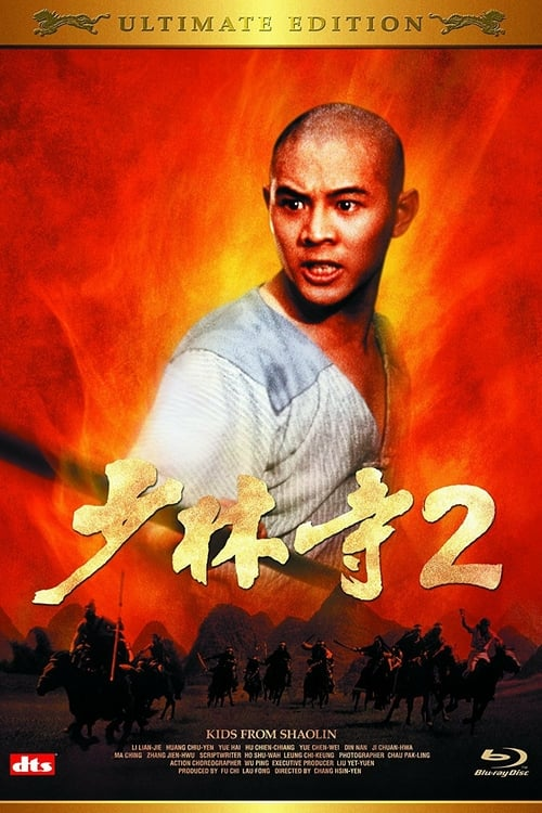 Kids from Shaolin - Movie Poster