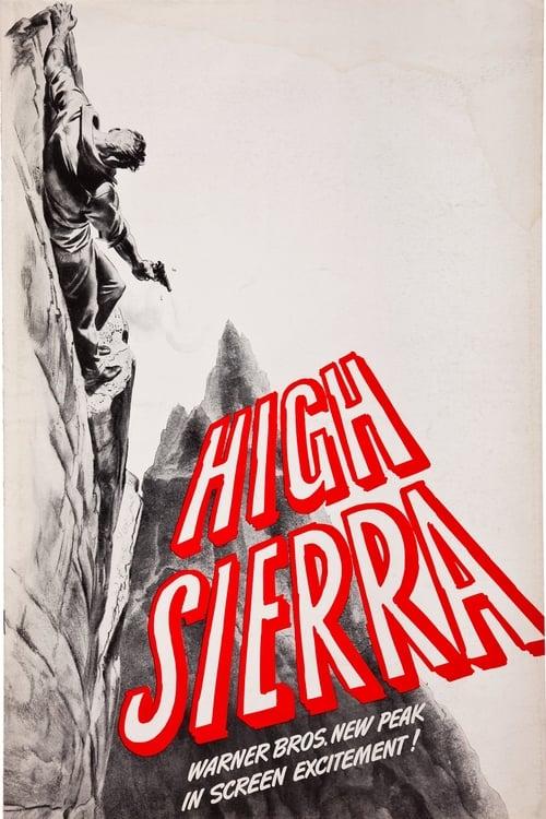 High Sierra - Movie Poster