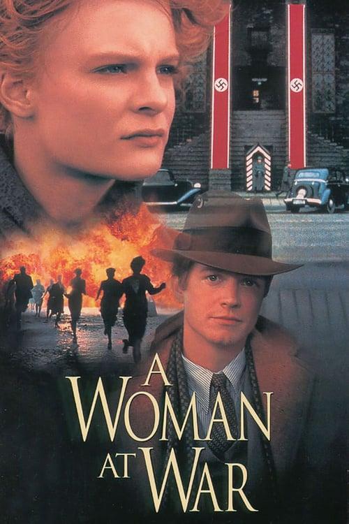 A Woman at War - Movie Poster
