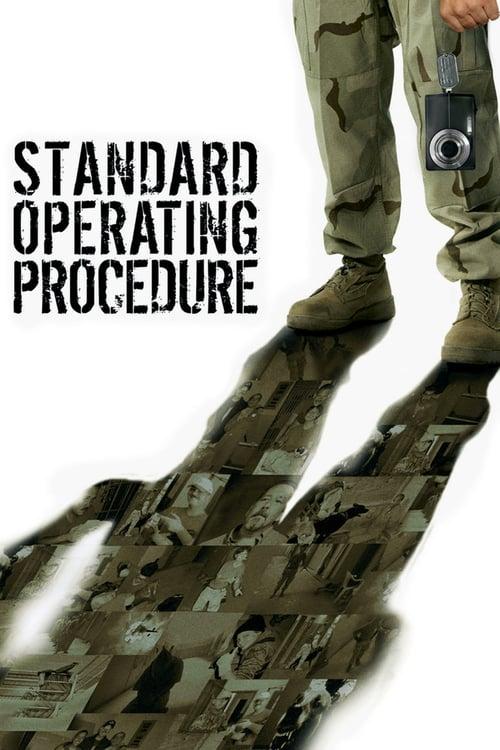 Standard Operating Procedure - Movie Poster
