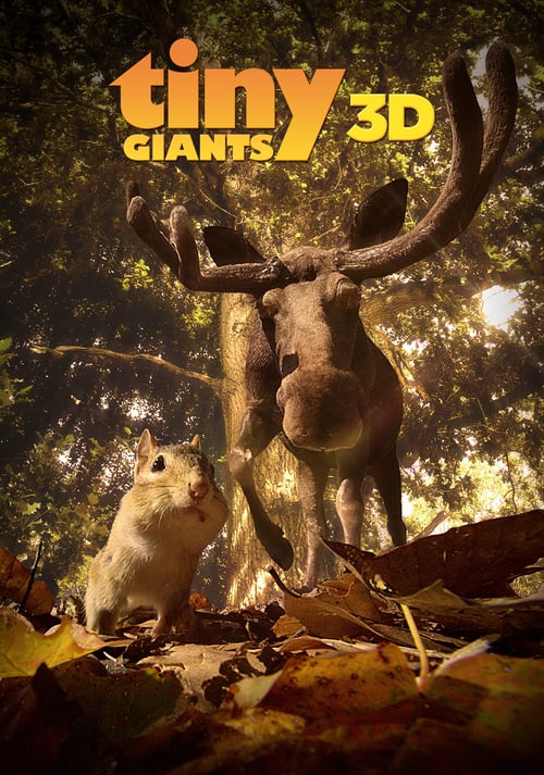 Tiny Giants 3D - Movie Poster