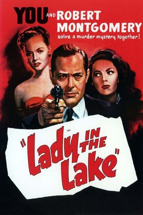 Lady in the Lake - Movie Poster
