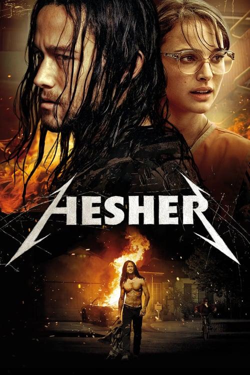Hesher - Movie Poster