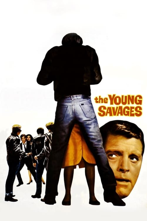 The Young Savages - Movie Poster