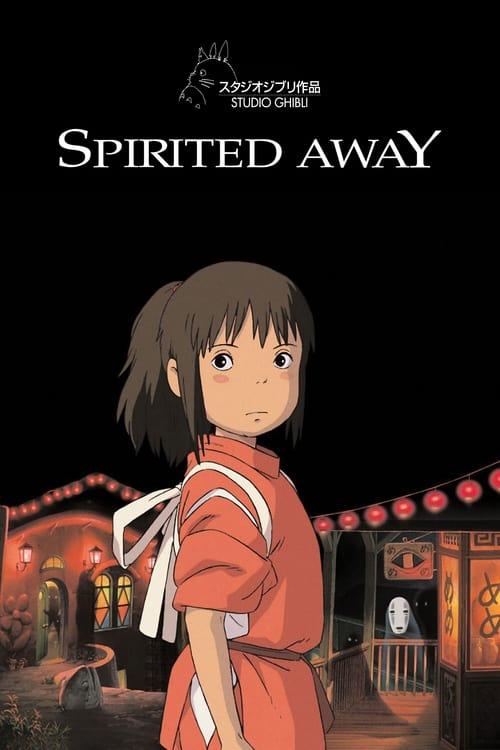 Spirited Away - Movie Poster