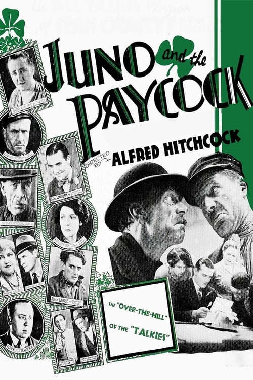 Juno and the Paycock - Movie Poster