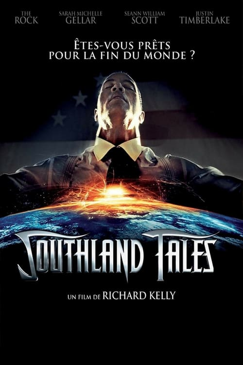 Southland Tales - Movie Poster