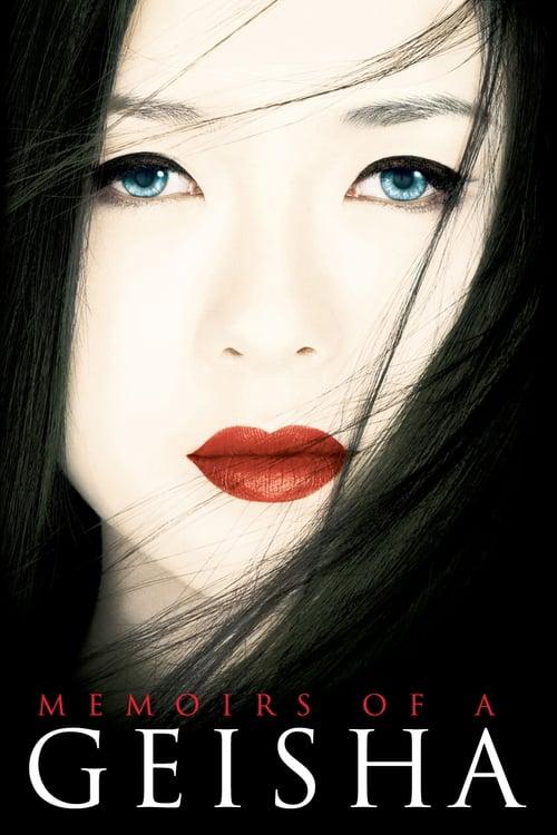 Memoirs of a Geisha - Movie Poster