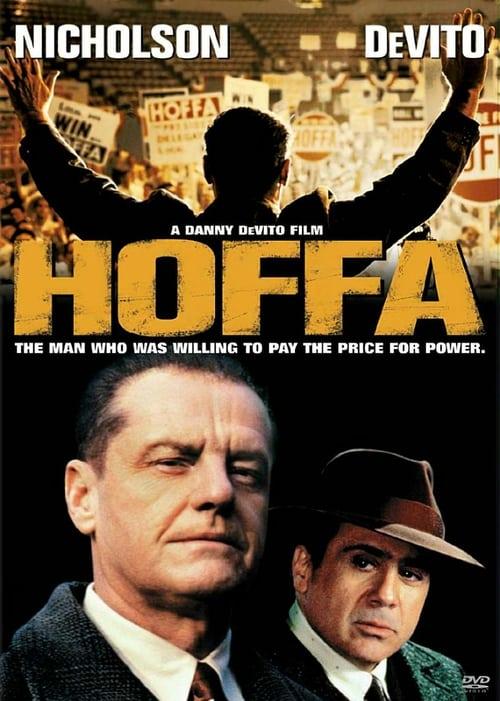 Hoffa - Movie Poster
