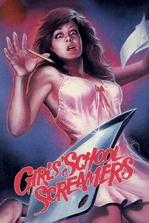 Girls' School Screamers - Movie Poster