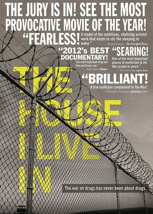 The House I Live In - Movie Poster