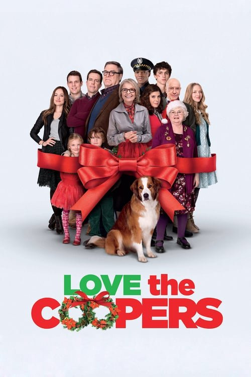 Love the Coopers - Movie Poster