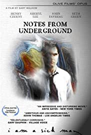 Notes from Underground - Movie Poster