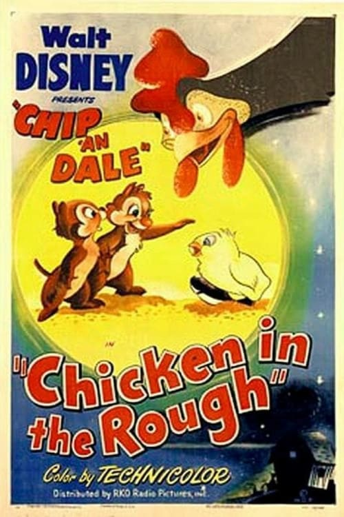 Chicken in the Rough - Movie Poster