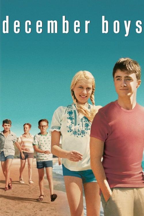 December Boys - Movie Poster