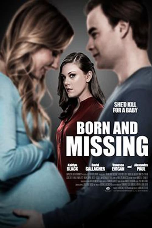 Born and Missing - Movie Poster