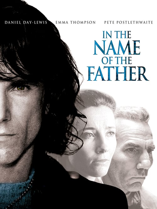 In the Name of the Father - Movie Poster