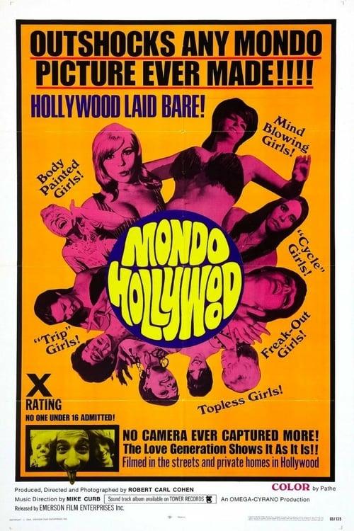 Mondo Hollywood - Movie Poster
