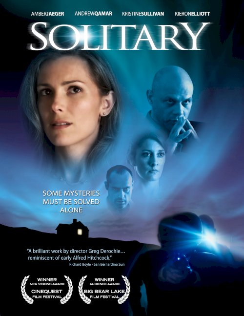 Solitary - Movie Poster