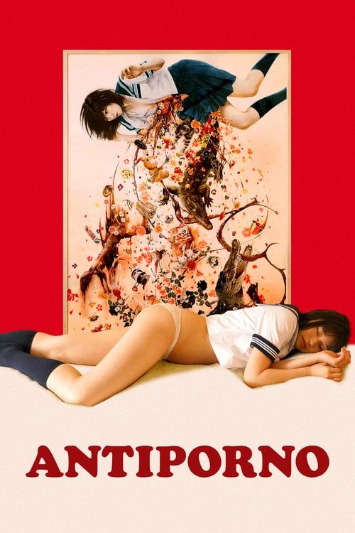 Antiporno - Movie Poster