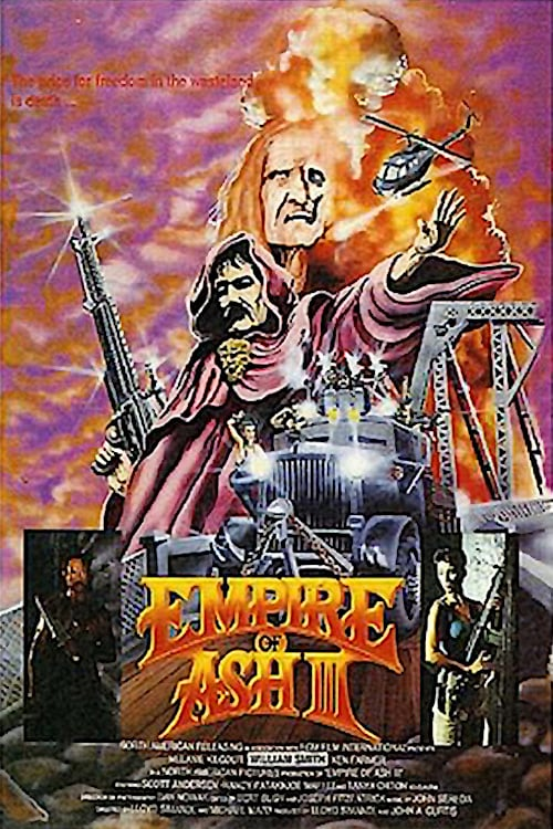 Empire of Ash III - Movie Poster