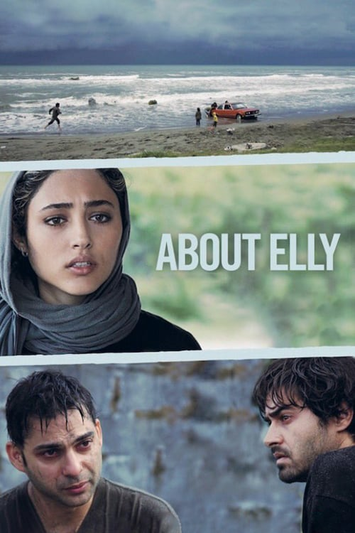 About Elly - Movie Poster