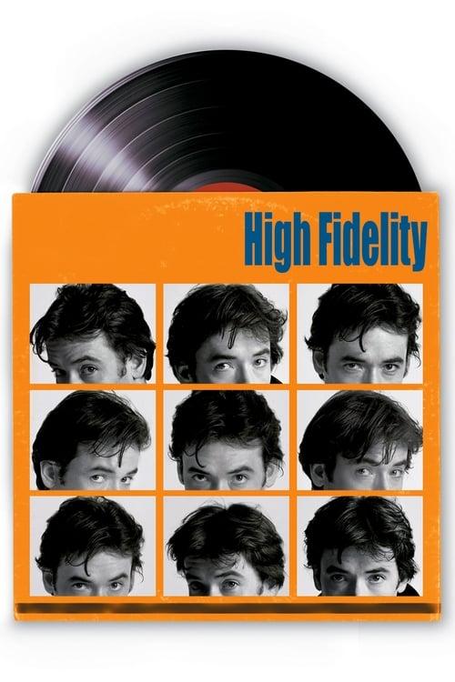 High Fidelity - Movie Poster