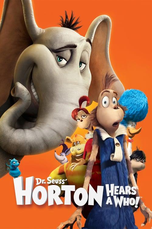 Horton Hears a Who! - Movie Poster