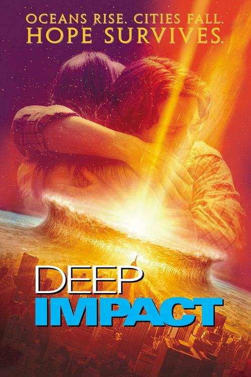 Deep Impact - Movie Poster