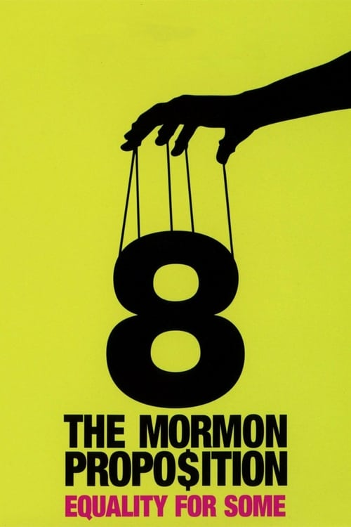 8: The Mormon Proposition - Movie Poster