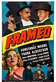 Framed - Movie Poster