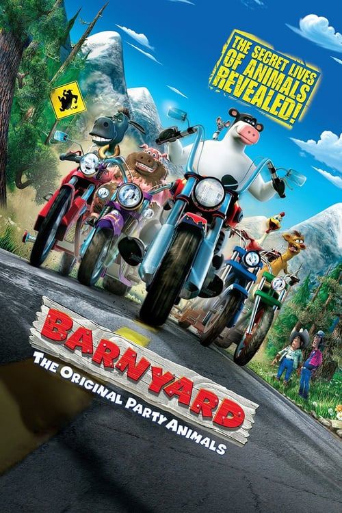 Barnyard - Movie Poster