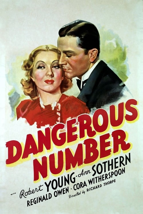 Dangerous Number - Movie Poster