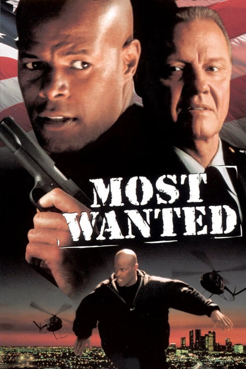 Most Wanted - Movie Poster